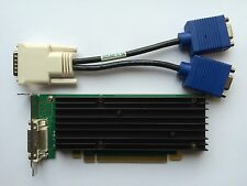 SFF PNY VCQ290NVS-PCIEX16 NVS 290 NVIDIA P538 256MB WINDOWS 8 WITH VGA SPLITTER