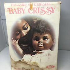 Huggable soft, Lifesize baby Crissy