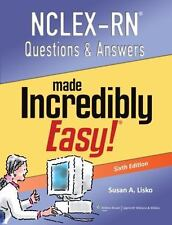 NCLEX-RN® Questions and Answers by Springhouse Publishing Company Staff and...