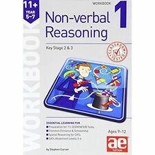 11+ Non-Verbal Reasoning Year 5-7 Workbook 1: Including Multiple Choice Test...