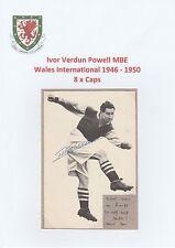 T. Powell Gales International 1946-1950 Raro Original Firmado Revista De Corte