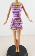 Barbie Sisters Fun Skipper Doll Purple Star Dress Fashion Outfit