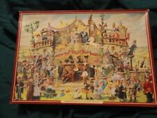 The Traveling Magistrates Jigsaw Puzzle 2000 Piece British Lawyer Waddingtons