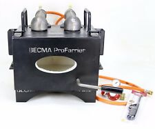 BECMA Blacksmith`s Gas Forge Forgia Forno a Gas for Farrier GFR ProFarrier