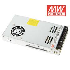 Mean Well LRS-350-24 24V 350 Watt Switching Ender 3 Pro 3D Printer Power Supply