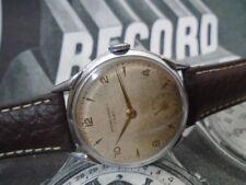 e74f1ad141c Relógio de registro pela Longines Antigo Grande 40 mm S  40 Cal 204 Raro