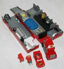 Disney Pixar Cars Mack Superliner Werkstatt Lightning Pitty dieCast Mattel H6422