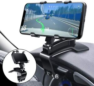 360° Car Phone Mount Windshield Stand For Mobile Cell Phone GPS iPhone Samsung