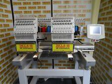Embroidery machine Twin head single head industrial Embroidery machine