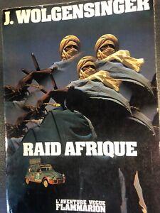 LIVRE CITROEN  RAID AFRIQUE 2CV