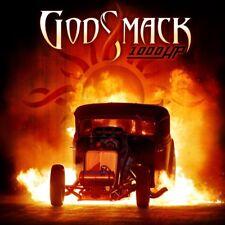 GODSMACK - 1000HP  CD NEW!