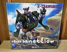 Transformers X-Transbots MX-IX Paean Hoist in Stock