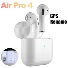 Pro 4 Tws Wireless Headphones 5.0 True Bluetooth Earbuds Sports