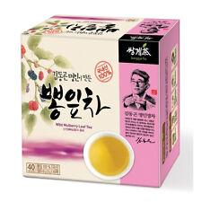 Korea Mulberry Leaves Tea 40 Tea bags Korean Health Natural Tea Traditional Tea