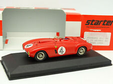 Starter Kit Monté 1/43 - Ferrari 375 MM Winner Le Mans 1954 N°4