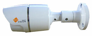 CCTV IP Network Camera Full HD 1080P 3.0MP 3.6 mm Lens bullet Fixed White