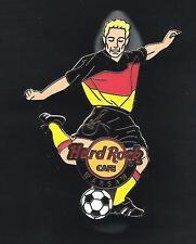 Hard Rock Cafe Warsaw World Cup Soccer Ball. Pin 2  ++