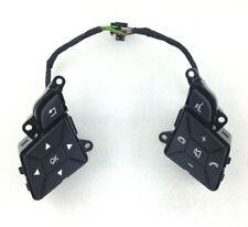 Genuine OEM Mercedes MFSW steering wheel switches. A2185400162. W204, SLK. 19B1