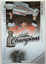 2010-11 ERIC STAAL CERTIFIED CHAMPIONS #16 HURRICANES #369/500
