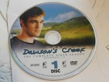 Dawsons Creek Sixth Season 6 Disc 1 Replacement DVD Disc Only 15-332