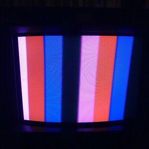 "Sony PVM-9044QM 9"" Pro RGB CRT Monitor"