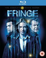 Fringe - Season 4 (Blu-ray + UV Copy) [2012] [Region Free] (Blu-ray)