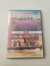 Indian Summer/Heartbreak Hotel (Double Feature,  DVD) NEW SEALED
