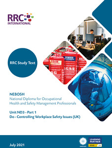 RRC: NEBOSH National Diploma for Occupational H&S Management Professionals (ND3)