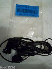 BLACKBERRY IN EAR ONLY HEADSET EARRPHONE AND MIC HDW-12420-001