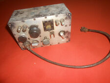 U.S.ARMY : SPECIAL FORCES MILITARY RECEIVER GRC-109 vintage electronics