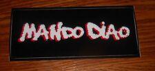Mando Diao Bumper Sticker Promo 6x2.75