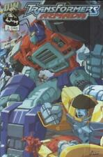 Transformers: Armada #1 Holofoil Variant