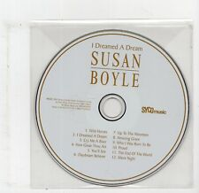 (JR887) Susan Boyle, I Dreamed A Dream - 2009 CD