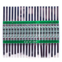 20X 3A BMS Protection Board For 1S 3.7V 18650 Li-ion Lithium Lipo Battery Cell