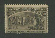 Historical Events Unused US Stamps (19th Century)