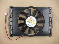 75mm VGA Fan For ASUS EAH4830 4650 4670 EN9600GT 9500GT 2Pin YD128015LL-R 285