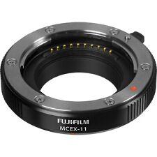 Fujifilm MCEX-11 Macro Extension Tube 11mm Fuji - Fuji 11mm extension tube