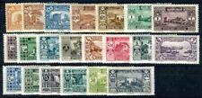 GRAND LIBAN 1930 Yvert 128-148 * TADELLOS SATZ (09127