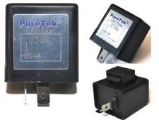 PureTek® Motorcycle Motorbike 2 Pin LED Indicator Flasher Relay