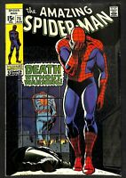 Amazing Spider-man #75, VF- 7.5, Silvermane