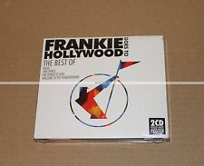 FRANKIE GOES TO HOLLYWOOD - THE BEST OF 2 CDs + POSTER  - DIGIPACK - NEUF
