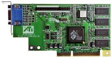 NVIDIA ATI Grafik- & Videokarten mit Mini PCI Anschluss und 32MB Speichergröße