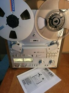 AKAI GX-636 Stereo 4-Track Tape Deck Excellent condition.