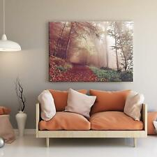 "Wall26 - Path in Red Pine Forest Gallery - Canvas Art Wall Decor - 24"" x 36"""