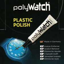 1 x Polywatch Watch Glass Scratch Repair Remover Polish Swatch Acrylic Plastic