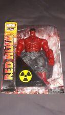 Marvel Select Red Hulk Action Figure Rare Brand New Sealed Nib