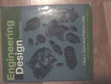 Engineering Design : A Project Based Introduction by Patrick Little and Clive...