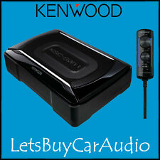 KENWOOD KSC SW11 COMPACT ACTIVE POWERED UNDERSEAT SUBWOOFER SYSTEM