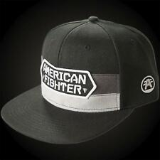 American Fighter by Affliction Triumph Hat Schwarz