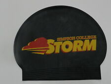 Swim Cap Simpson College Storm Latex  Swim Team